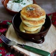 Placuszki z gotowanych ziemniaków (moskole)