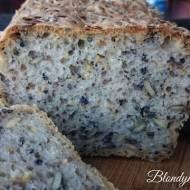 Pszenny Chleb z Ziarnami i Czarnuszką - Bardzo łatwy i długo świeży!
