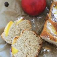 Bezglutenowe ciasto z nektarynkami