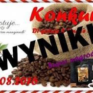 Świeża kawa prosto z palarni - WYNIKI konkursu z Single Orgin