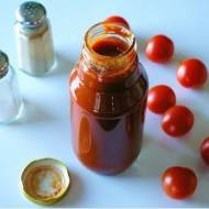 Domowy ketchup.
