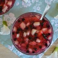 Domowy kisiel owocowy