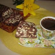 Blok czekoladowy babci Basi