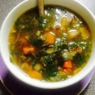 Zupa z pokrzywami
