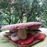 Błyskawiczne piątki - Zdrowa kanapka z wołowiną
