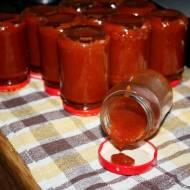 Pikantny sos kanapkowy z cukinii – ketchup
