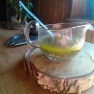 sos vinegret-dressing do sałatki greckiej