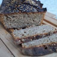Żytnio-orkiszowy chleb na zakwasie