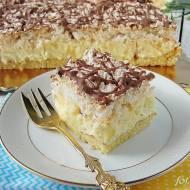 Ciasto kokosowo anansowe