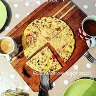 Omlet z kurkami – przepis na śniadanie !