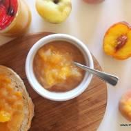Dżem jabłkowo-brzoskwiniowy
