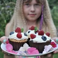Muffiny bardzo owocowe bez cukru