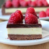 Ciasto na niedzielę – szybkie i łatwe #1 Tarta Black Red White