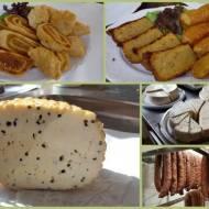 Zaguby, sery i wędliny Na Kulinarnym Szlaku Wschodniej Polski – część III