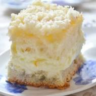 Ciasto serowo - brzoskwiniowe Bogini Wenus