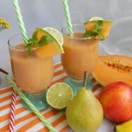 Koktajl melon i spółka