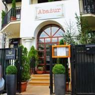 Abażur- francuska kuchnia w zaciszu warszawskich Bielan