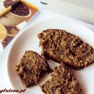 Ciasto daktylowo-rodzynkowe z karobem (bez glutenu)