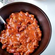 5 składnikowy sos chilli