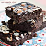 Brownies z kaszy jaglanej