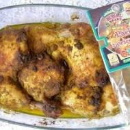 udka kurczaka w przyprawie paella z orzechami pieczone...