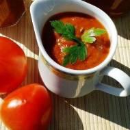 Pyszny sos pomidorowo-paprykowy!