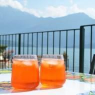 Italian Spritz cocktail