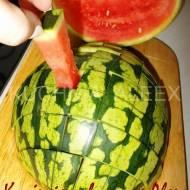 Krojenie arbuza wg Aleex