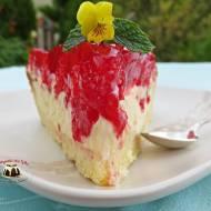 Malinowa tarta