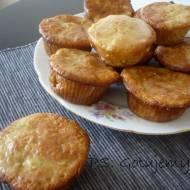 Muffiny cukiniowo-cytrynowe