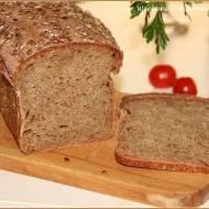 Chleb buraczany na zakwasie i