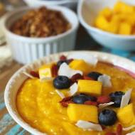 Smoothie bowl z mango