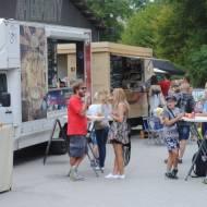 Food trucki w Radości