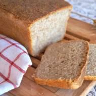Wegański chleb tostowy na zakwasie