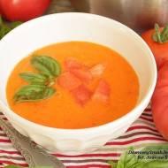 gazpacho vel chłodnik pomidorowy