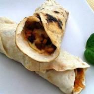 Domowe burrito!
