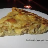 Pizza gyros z miękkim ale chrupiącym od spodu ciastem