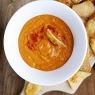 Wegański sos serowy z warzyw (jak w kinach)