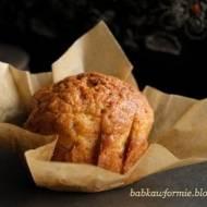 korzenne muffiny z dynią i miodem