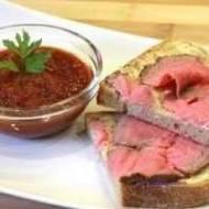 Red relish – pyszny sos
