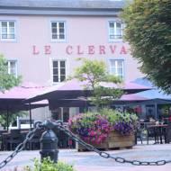 Clervaux w Luksemburgu. Podróże.