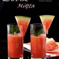 Koktajl arbuzowo-miętowy