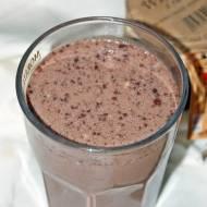 Koktajl czekoladowo-wiśniowy