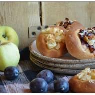 Cynamonowe bułeczki z owocami sezonowymi czyli Zapowiedz jutra