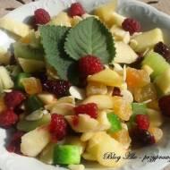 Prosta sałatka owocowa