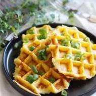 Gofry ziemniaczane / Potato waffles