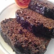 Błyskawiczny piątek - Czekoladowe ciasto z cukinią