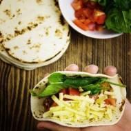 Tacos bez mięsa