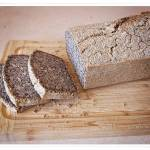 Buckwheat gluten free bread for the lazy ones :)