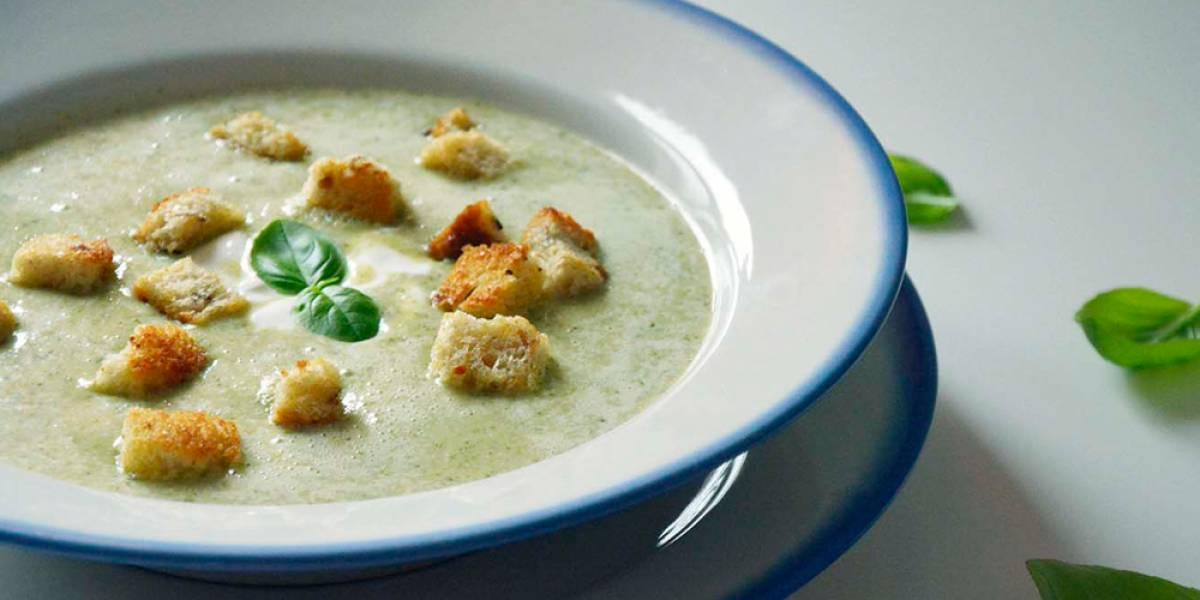 Przepis Na 8 Przepisow Na Pyszne Zupy Krem Kuchnia Bazylii